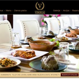 Restoranas Vingriai
